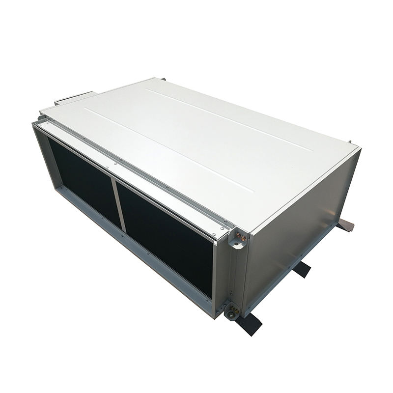 Cooling Capacity 6.4-32.6 KW Industrial Air Conditioners High Static Pressure Duct Type FCU Fan Coil Unit