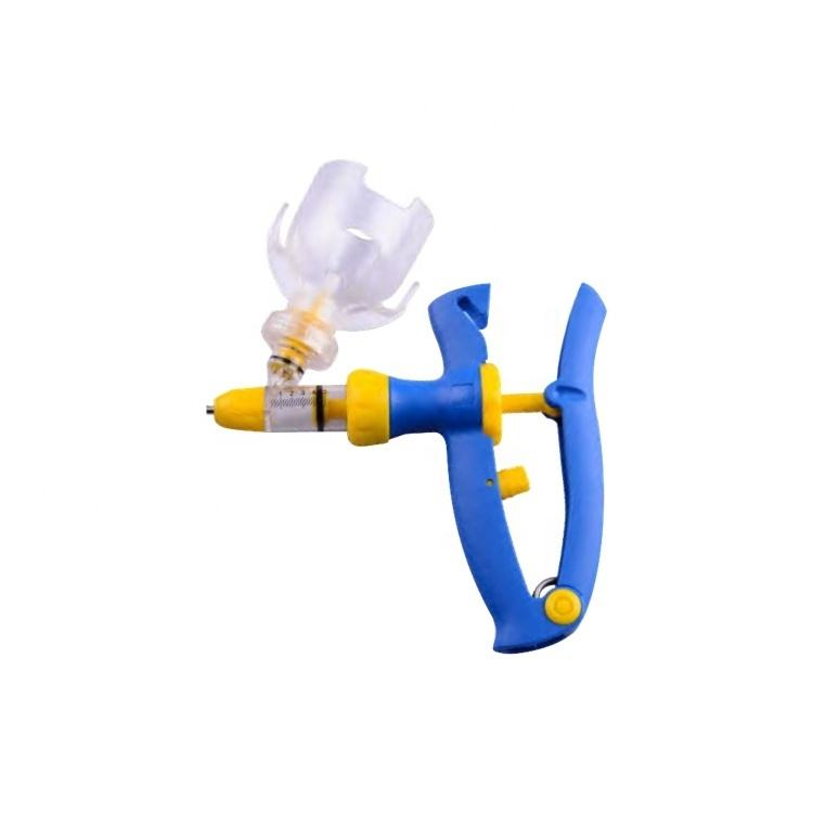 1ml,2ml,5ml Automatic With Bottle Holder Animal Syringe/injector/gun on sale