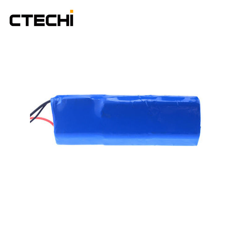 CTECHi 2p10s 36v lithium battery pack 18650 li ion rechargeable batteries fuel gauge