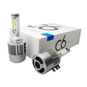 Autodragons H15 canbus 36 W 3800Lm Auto LED Canbus Koplamp Rijden Lamp Gloeilamp Kit Voor Golf 6 Golf 7 c6 LED Koplamp H15