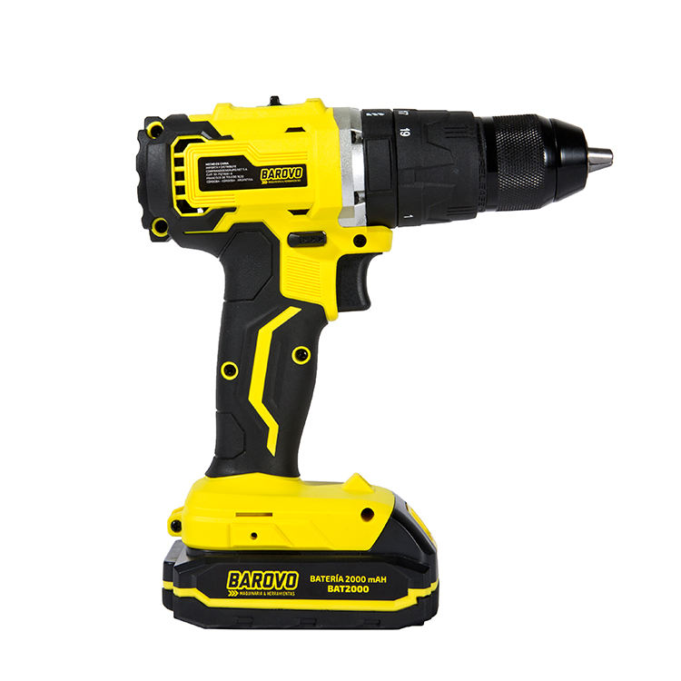 Custom High Quality New 18 Volt Electric Screwdriver Cordless Dual Drill Tool Set