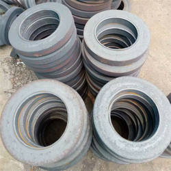 Carbon steel flange ring rolling forging