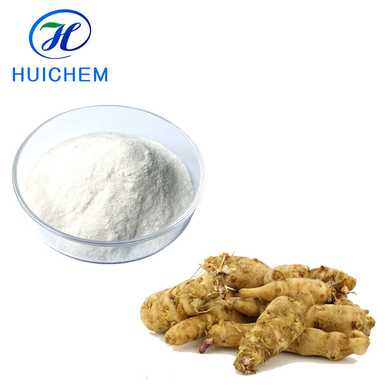 Factory Supply 95% Chicory root extract Food Grade Inulin powder