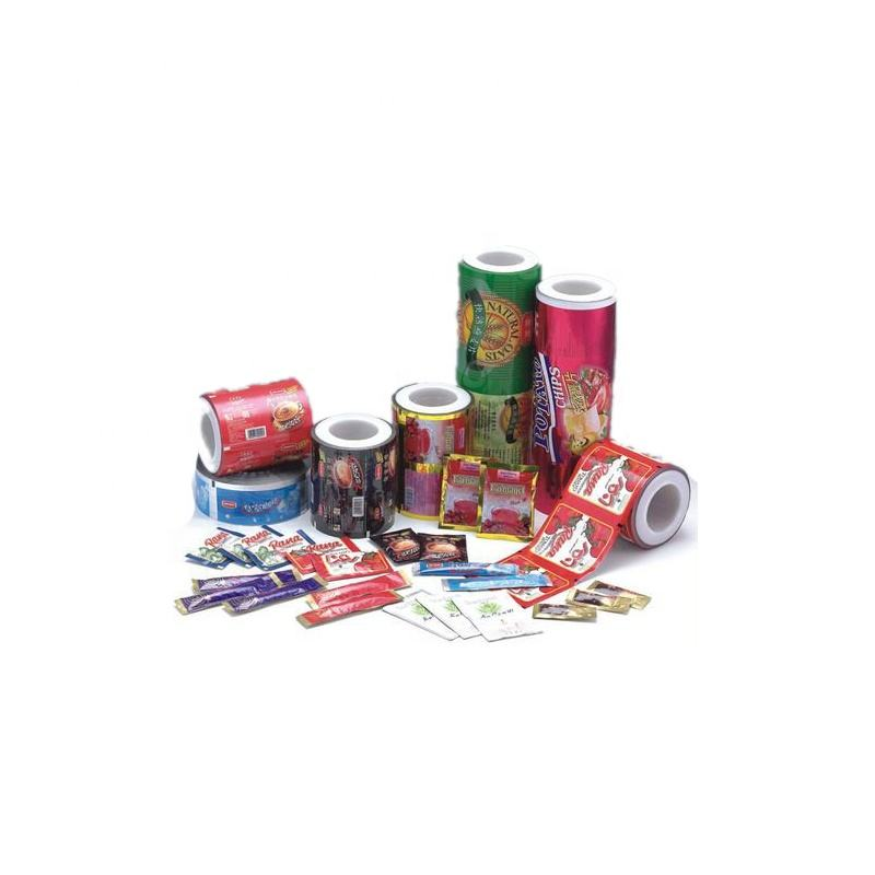 plastic foil lined composited roll film
