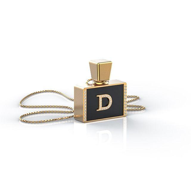 Mub 2015 moda hot sale bonito frasco de perfume colar de <span class=keywords><strong>jóias</strong></span> por atacado no Alibaba