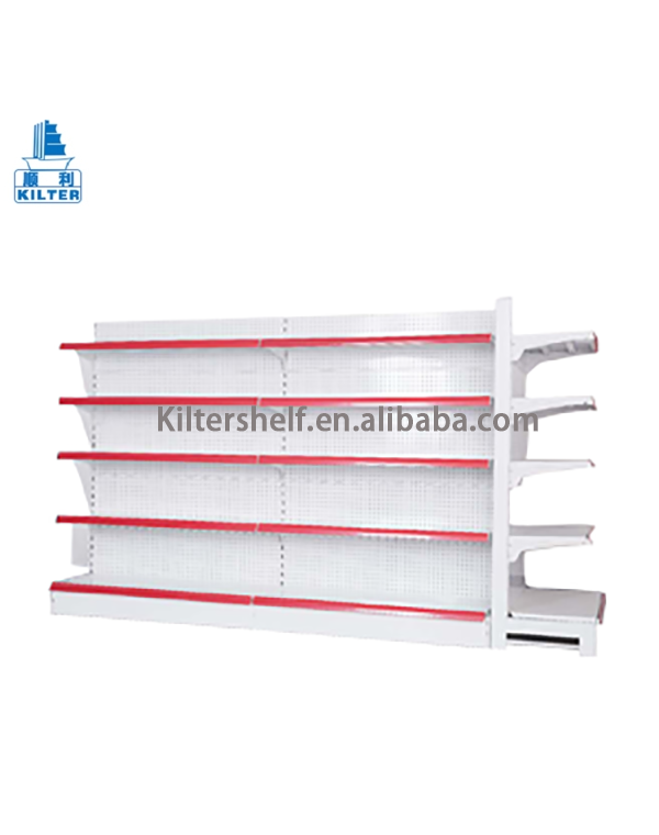 Top Hot Anchen type single and double side supermarket shlef/High quality anchen supermarket racks/anchen shleves