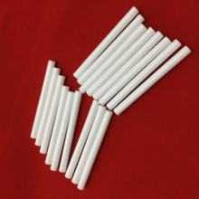 Can be customized glazed  95% alumina ceramic cigarette lighter rod