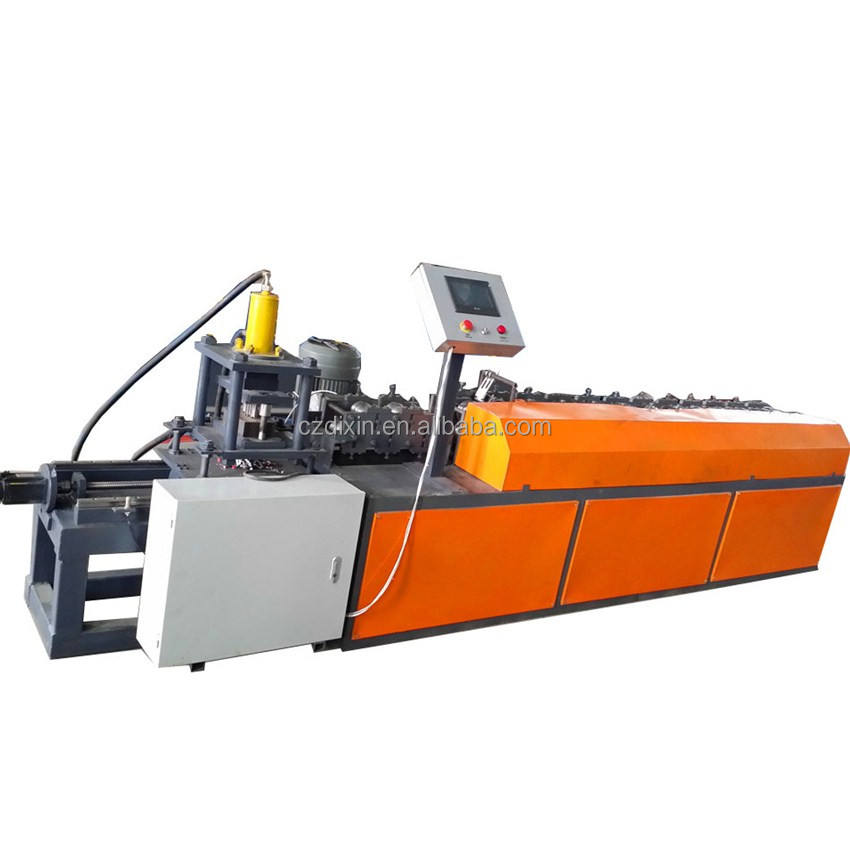 dx roller shutter door roll forming line making machine with punching