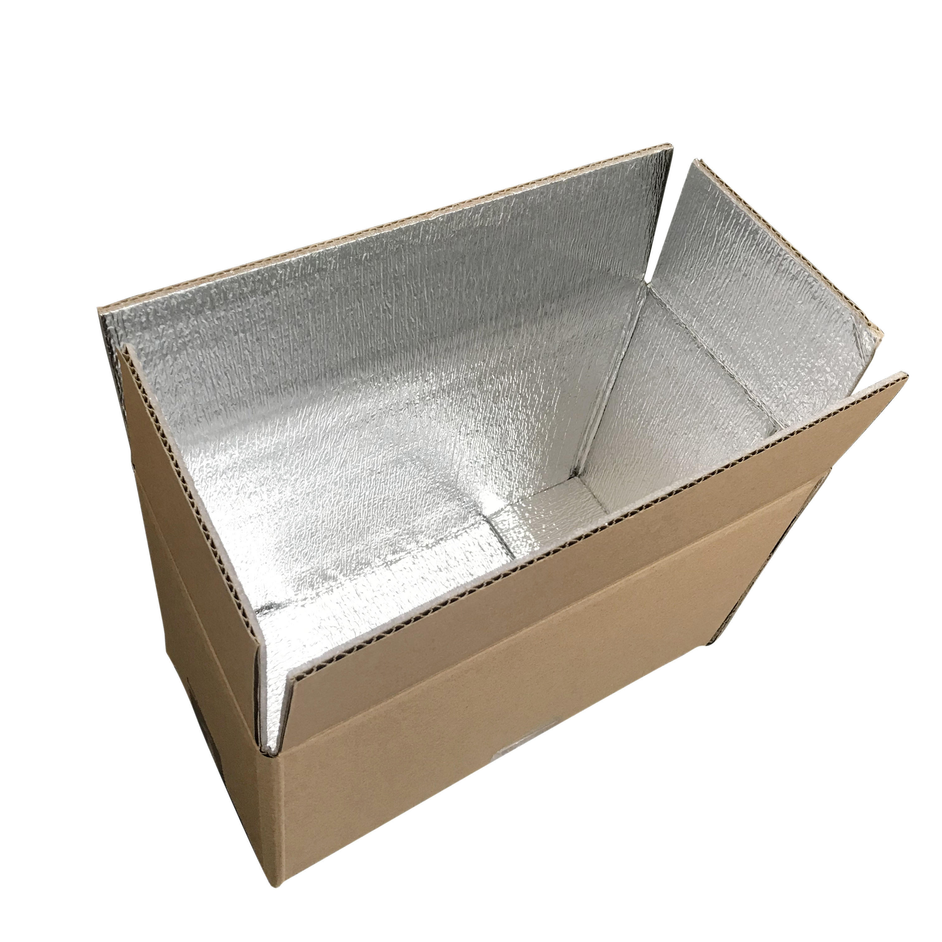 Thermal Packaging Insulating Shipping Box for Seafood Beef Meat Fruit Cold Packaging