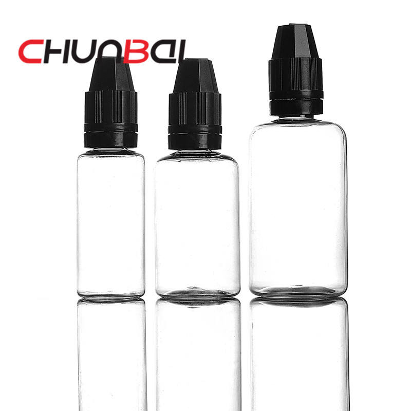flacon plastique 20ml pet dripper bottle for e liquid package