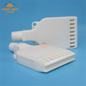 Plastic pp ss wind jet air blow air nozzle