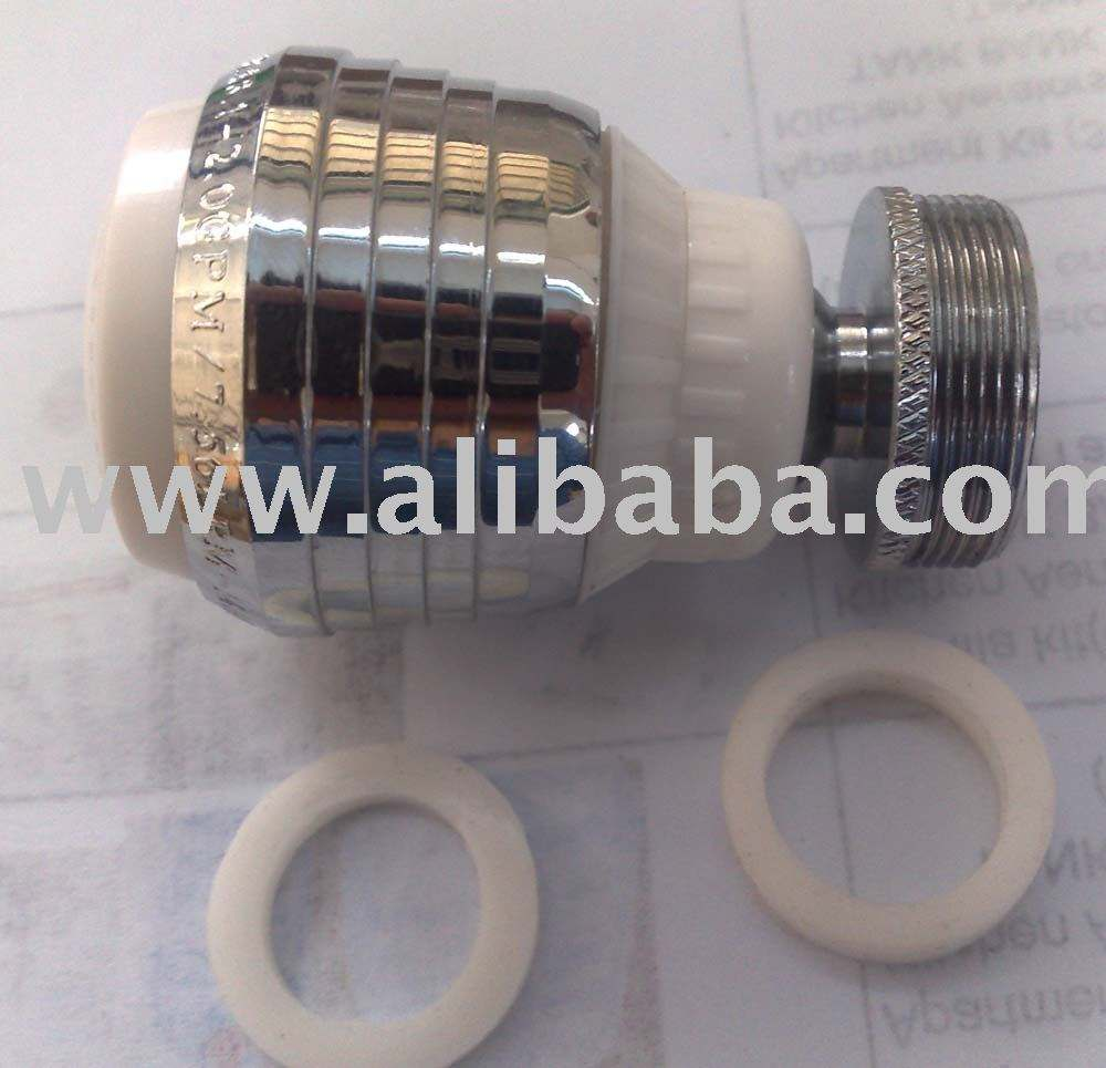 Water Tap Faucet Aerator/Swivel Spray Aerator/Kitchen Spraying aerator/OEM Service
