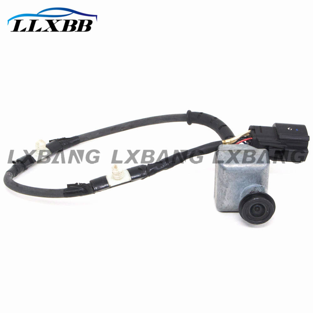 Rear View Backup Camera BT4Z-19G490-B Fit for 2013 Edge Limited Sport Utility 4-Door//Lincoln MKX