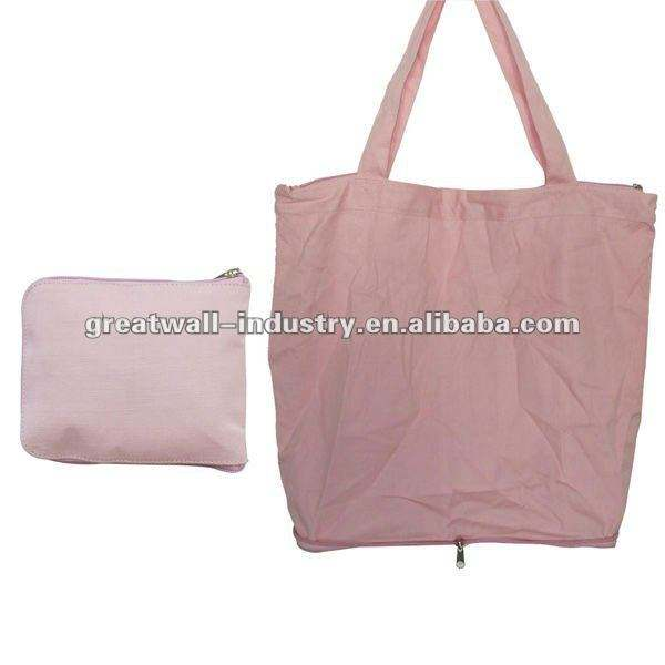 2012 wholesale foldable big bag recycling