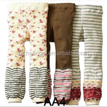 2016 طماق ananbaby مصنع الجوارب طماق القطن أزياء الأطفال طفل