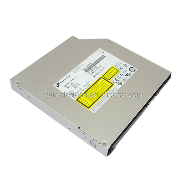 UJ8A2 laptop spare parts Internal DVD burner with SATA interface