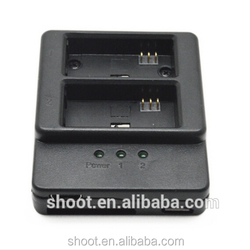 High Quality USB Battery Dual Charger for Go pro 3 3+ AHDBT-201 301
