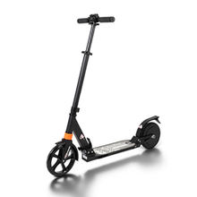Aluminum 200W 8 inch 200kg load folding electric scooter for adult
