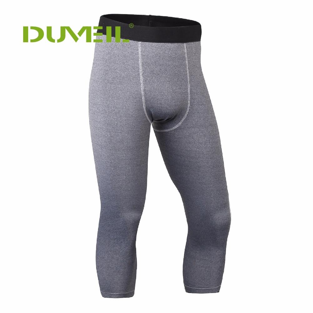 2019 Men Running Tights Pro Compress Yoga Pants GYMS Exercise Fitness Leggings Workout Basketball Exercise Men's Sports Clothing