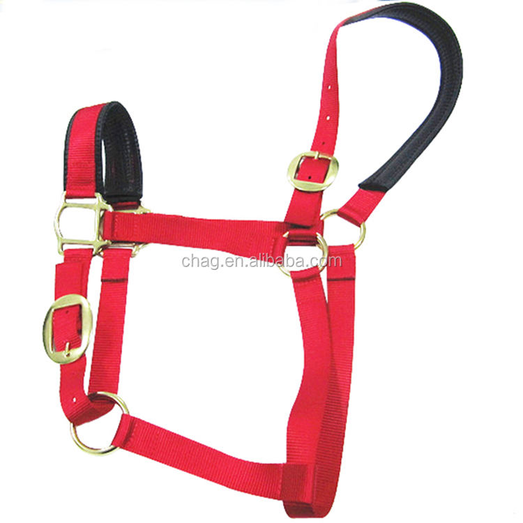 2020 Manufacturer Hot Selling Products wholesale Nylon Horse Halter