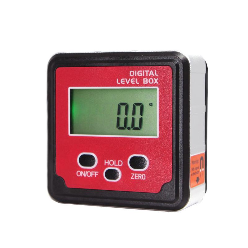 """16/"""" Digital Level Protractor Inclinometer w// Magnetic Base Backlit GRLM"""