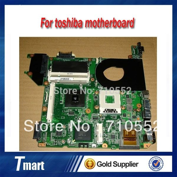100% working Laptop Motherboard for toshiba U500 U505 H000019040 Series Mainboard,Fully tested.