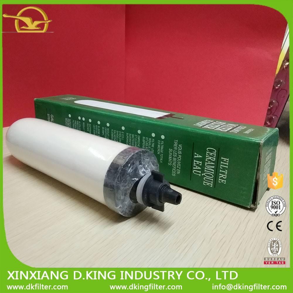 Per la riduzione del particolato estremamente efficiente filtri ceramici