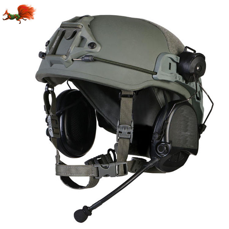 2018 Military Helmet Army comfortable level 4 Ballistic Bulletproof Helmet
