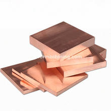 Oxygen Free 99.95%-99.99% Cu,EDM Copper,Copper Plates,Blocks,Bars,Rods