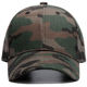 Army Green 6 Panel Casual Cap Brand Baseball Caps