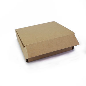 Custom foldable corrugated paper cardboard mailer box