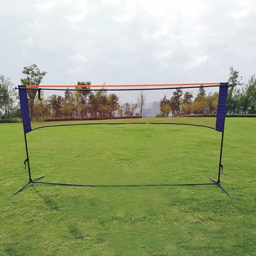 Cheap Price Outdoor UV Resistant Portable and Foldable Badminton Net With Frame