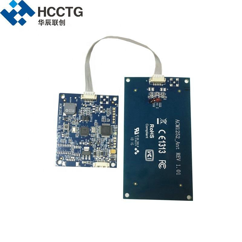 13.56mhz Smart USB NFC RFID Reader Module with Detachable Antenna Board ACM1252U-Y3