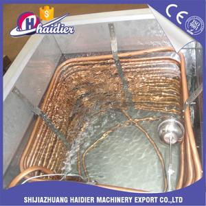 Bakery equipment water cooling machine hot water absorption chiller air cooled chiller price