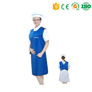 MA1107 Light Weight One Side Medical X-Ray Lead free apron(CE Certification)