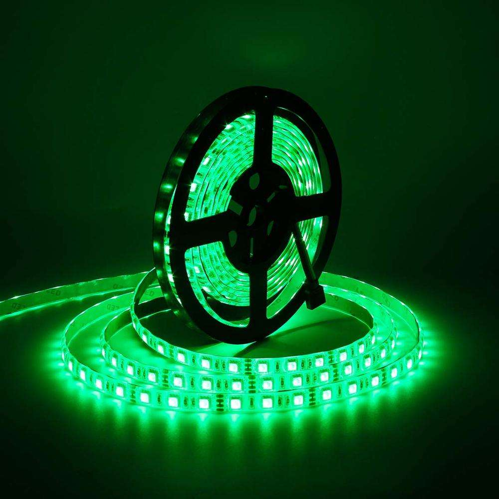 Hotel Bar Game Room Christmas Decoration 12v led strip rgb smd 5050 Flexible 12v dc led strip