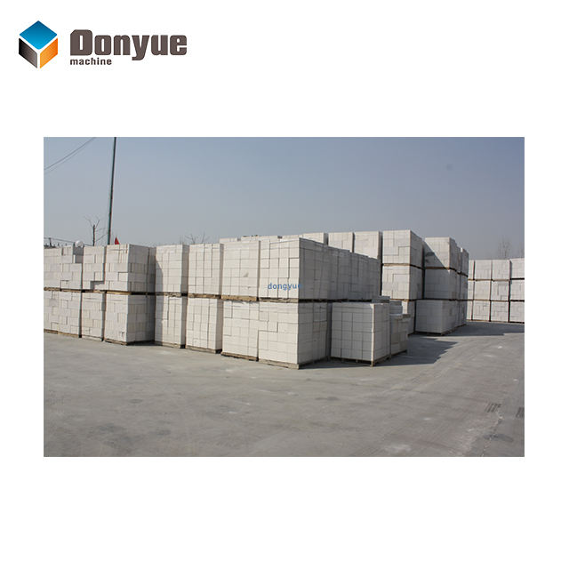 Donyue AAC block ALC panel for construction with GERMAN TECHNOLOGY