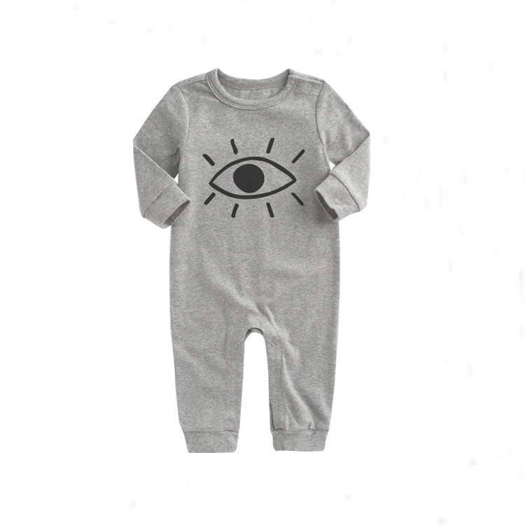 New Design Baby Rompers 긴 Sleeve Playsuit brand adult baby 착용 kids 착용 baby