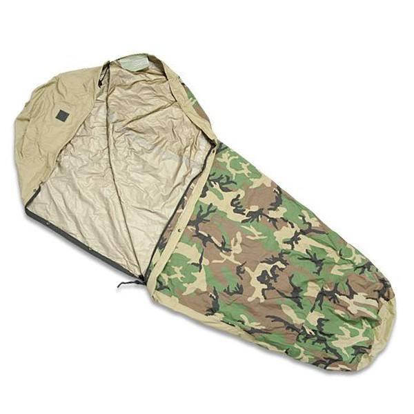 Outdoor Military Bivy Sack Camping Sleeping Bag