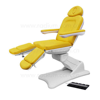 WB-6674A Electric Pedicure chair/pedicure spa chair with 5 motors message bed