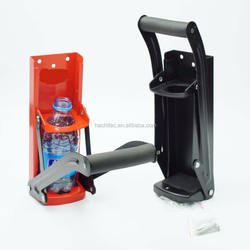 16oz Heavy Duty 1.5L Plastic Bottle Crusher and 16oz Can Crusher 12oz Can Crusher Wall mounted type