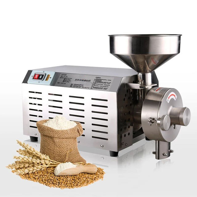 Russian home flour mill for wheat flour