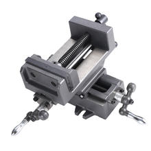 Factory Price Cross Slide Drill Press Vise for Milling