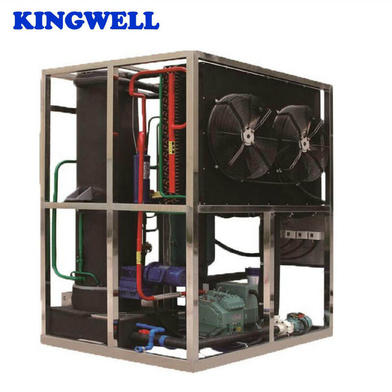 Kingwell Commercial Tube Ice Maker/Machines for Sale(1-50t/day)