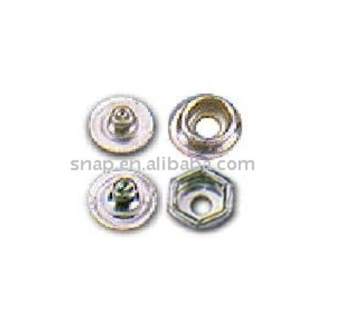 Buy Decorative Metal Snap Buttons for Jacket