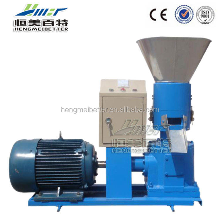 Chicken Rabbit Cow Feed Processing Equipment /Poultry Food Pellet Machine