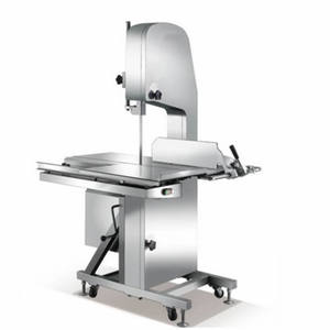 Factory Price 자동 전기 Meat 뼈 톱 Chop 커터 Cutting Machine