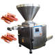 commercial electric filling sausage machine