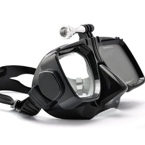 Hot Professional Underwater Camera Diving Mask Scuba Snorkel Swimming Goggles for Xiaomi Sports Camera