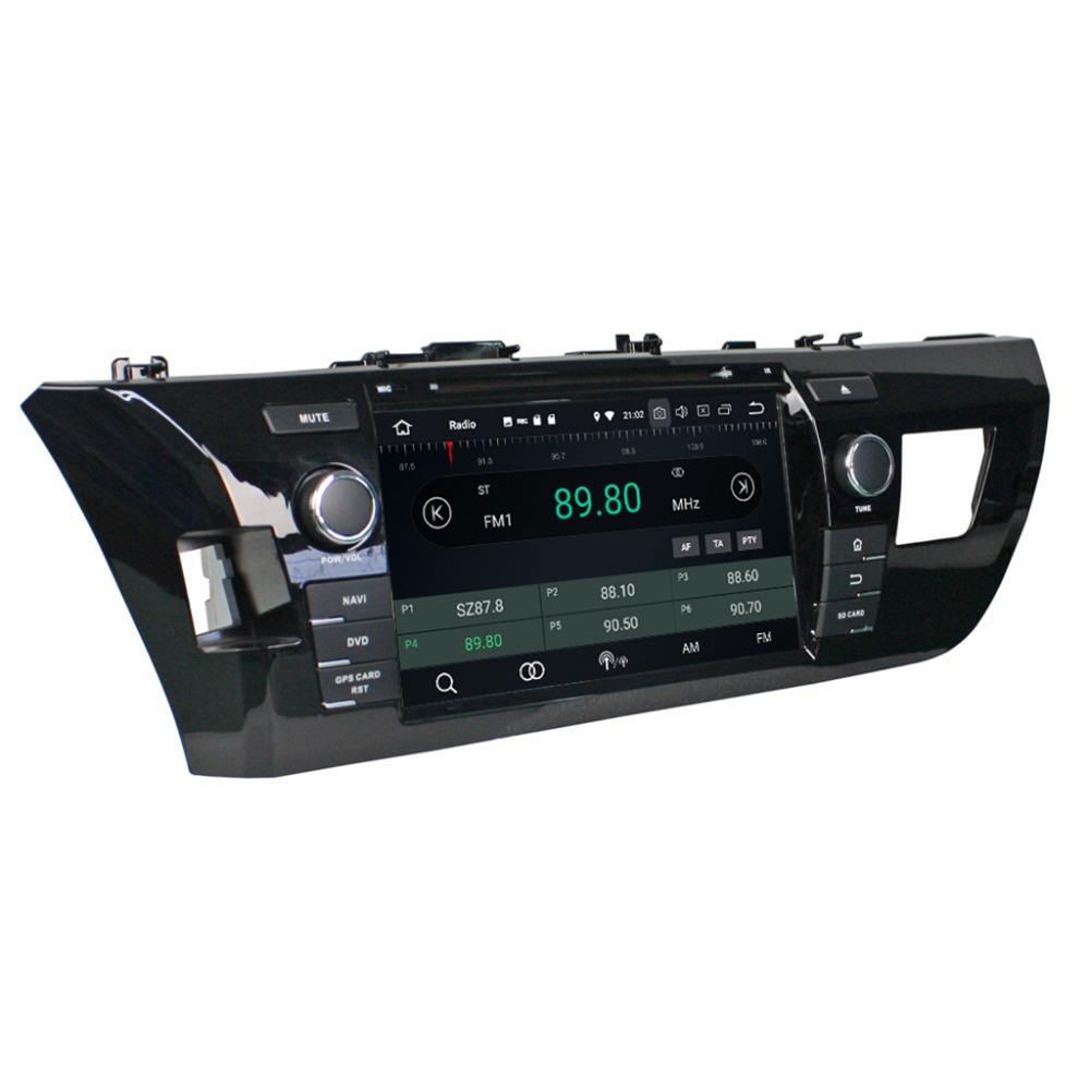 KD-8014 android 8.0 8 core auto radio auto multi media dvd-speler voor LEVIN 2014-2015